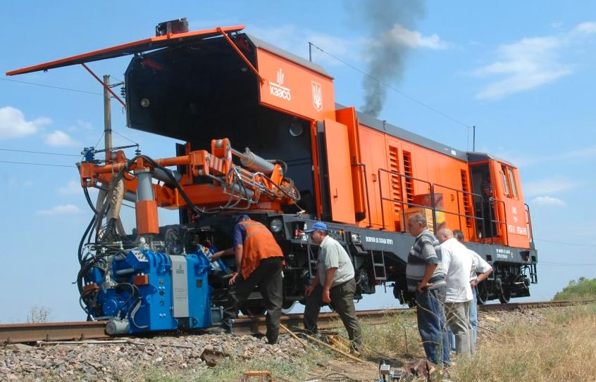 ПРСМ-3 Self-propelled rail welding machine (modernization with overhaul)