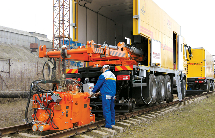 Track Equipment
