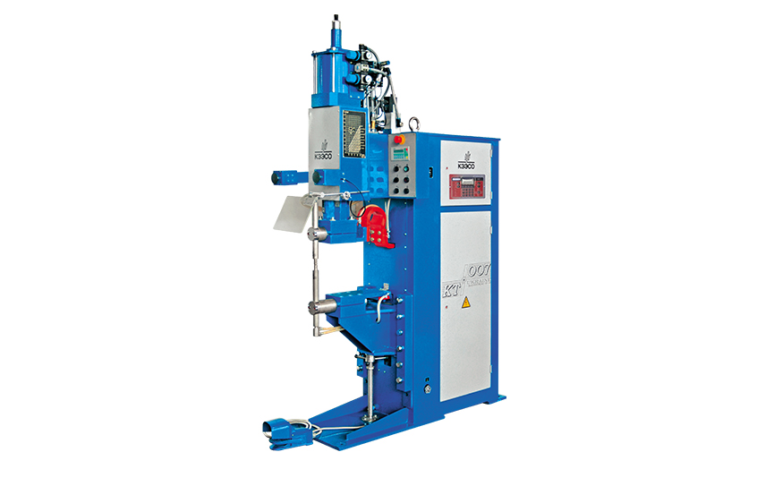 KT007 Stationary machine for resistance spot welding