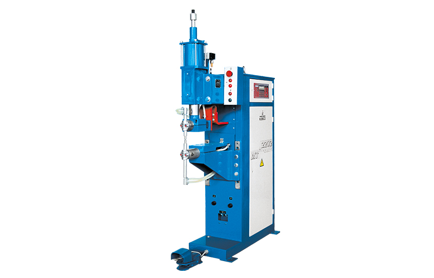 MT-2202 (analog to MT-1928) Stationary machine for resistance spot welding