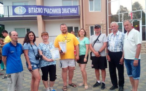 ХIV Всеукраинская спартакиада работников энергетики и электротехнической промышленности Украины.