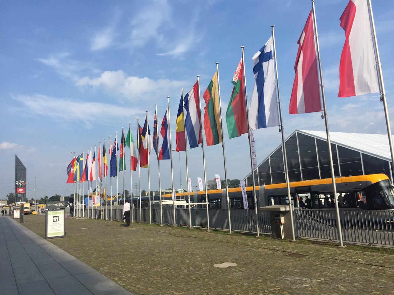 KZESO Took Part In The 12th TRAKO International Railway Fair – 2017 From September 26, 2017 To September 29, 2017